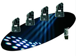 CHAUVET MINSPOT-PACK
