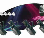 CHAUVET SCAN-PACK 2